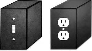 shockingly 3d electrical outlet covers wall switchplates