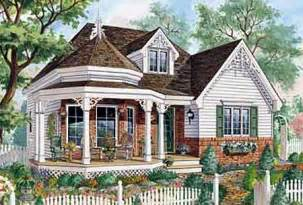One Level House Plans With Porch Plan 80703pm One Level Victorian Home Plan House Plans