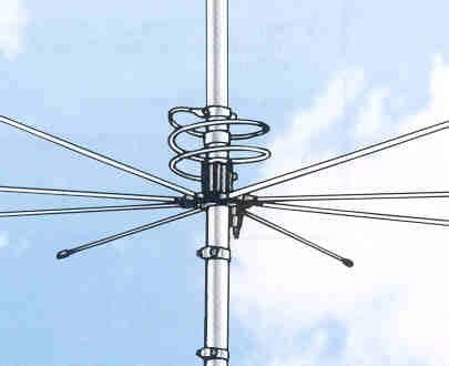 Antena Sigma sigma mantova turbo antena bazowa cb 5 8 fali najlepsza