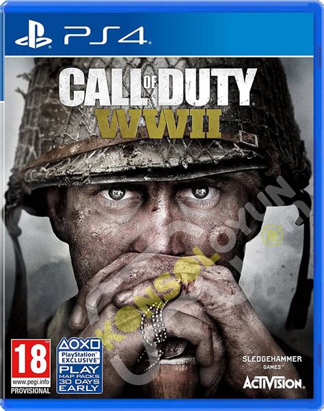 Kaset Ps4 Call Of Duty Wwii ps4 oyun call of duty ww2 ps4 oyun takas 5 tl