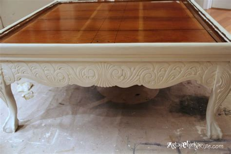 How To Make An Ottoman From A Coffee Table Thrift Store Coffee Table Turned Diy Tufted Ottoman