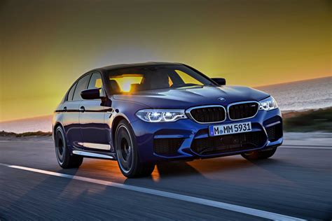 Bmw M5 New by The New Bmw M5
