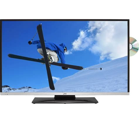 Tv Led Juc 32 In buy jvc lt 32c655 smart 32 quot led tv with built in dvd player free delivery currys
