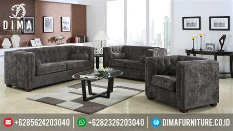 Model Sofa Ruang Tamu Minimalis Dan Harga sofa tamu minimalis set mewah jepara terbaru harga murah