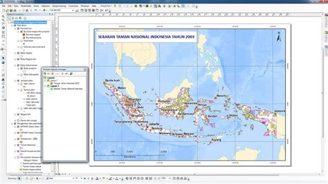 arcgis layout view multiple maps multiple layout di arcgis menggunakan xtools pro 8