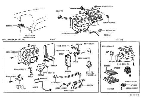 auto air conditioning repair 2011 toyota rav4 windshield wipe control service manual ac repair diagram 2011 toyota rav4 2011 toyota rav4 parts mileoneparts com