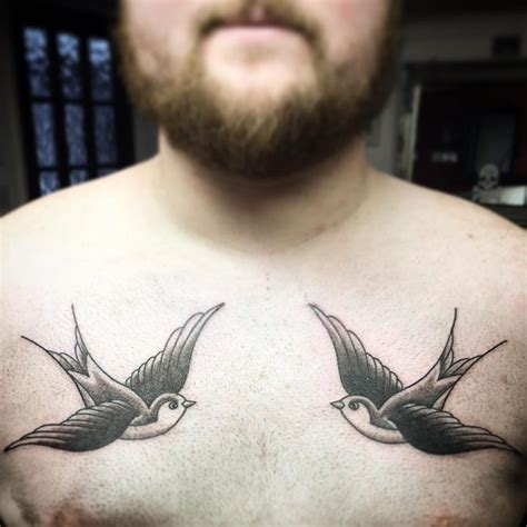swallow tattoo on shoulder meaning 80 best swallow bird tattoo meaning and designs fly in