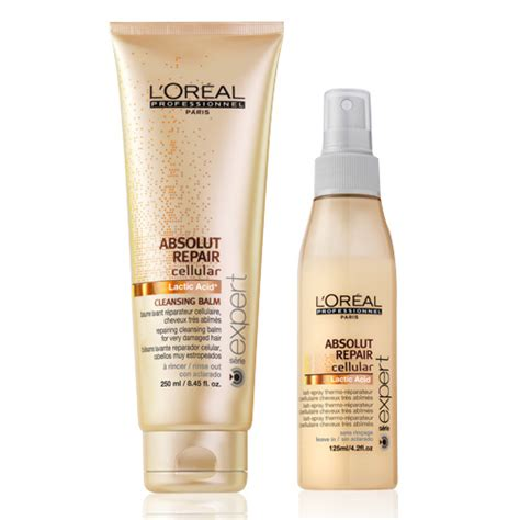 Hair Manicure Loreal beautysouthafrica hair nails l or 233 al professionel absolut repair cellular and mythic