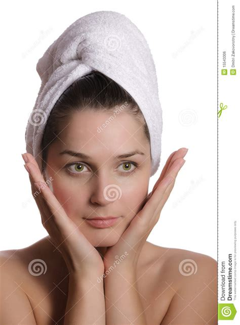 After Shower by After Shower Royalty Free Stock Image Image 15543306