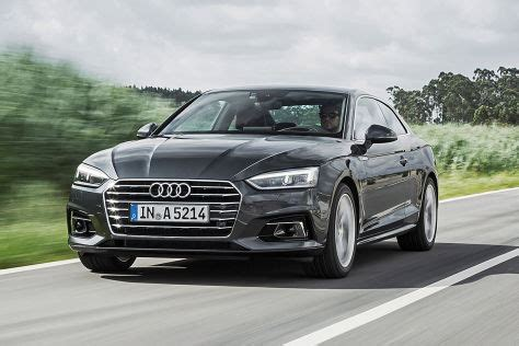 Audi A5 Cabrio Neues Modell 2015 by Audi A5 S5 Coup 233 2016 Vorstellung Preis Ps