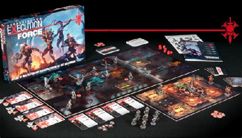 Promo Assassinorum Execution Board tabletop review white issue 65 warhammer 40 000 assassinorum execution