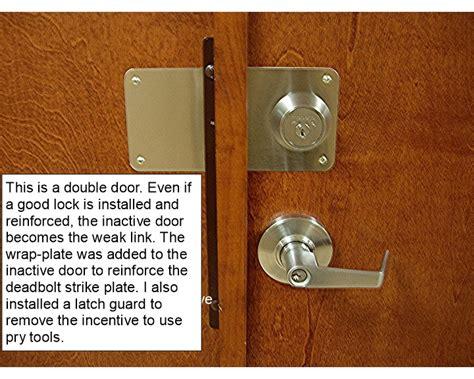 door deadbolt deadbolt door plate gatehouse steel entry door deadbolt