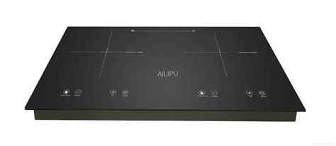 induction cooker vs infrared induction vs infrared cooker 2 burners cooktop sm dic09 1 ailipu china manufacturer
