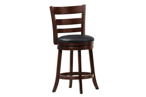 Ladder Back Bar Stool Ladder Back 24 Quot Bar Stool