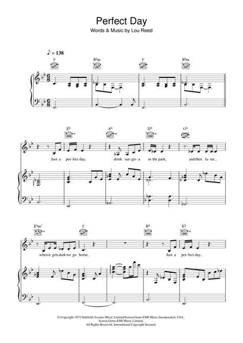 Partition piano avril 14th gratuite