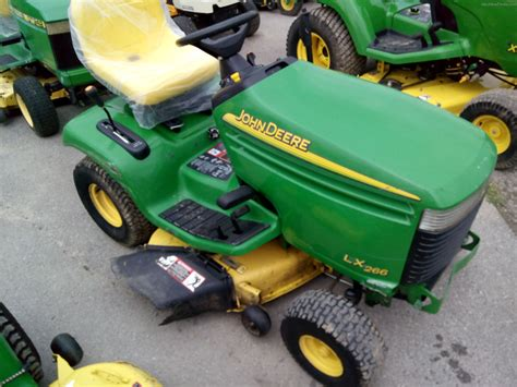 Mcminnville Lawn And Garden by 2003 Deere Lx266 Lawn Garden And Commercial Mowing