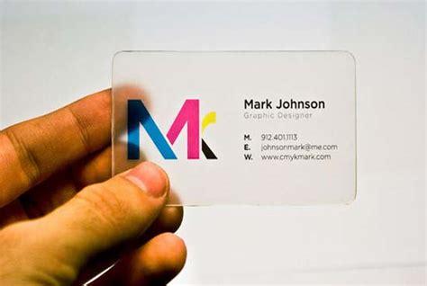 Innovative Business Cards