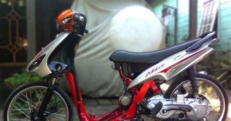 Modif Mio Hijau Pelek 19 by Tips Modifikasi Mobil Dan Motor Gambar Mio Dengan Pelek