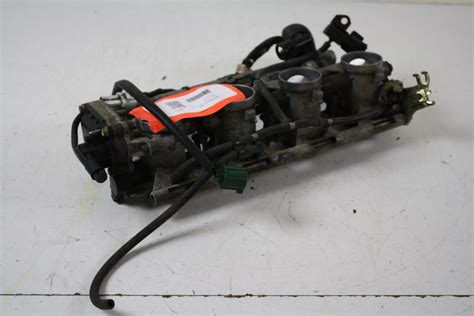 Suzuki Fuel Injection Suzuki Gsxr600 Gsxr 600 Fuel Injector Injection 2001 2002 2003