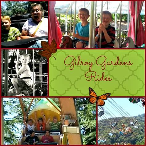 Gilroy Gardens Rides by A Day With At Gilroy Gardens Clever