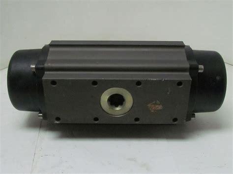 rack and pinion valve bettis rpk5000 sr4 pneumatic rack pinion valve actuator