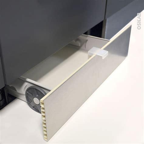 tiroir sous plinthe pour meuble de cuisine l60 cm sokleo