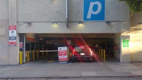 Mission Bartlett Garage mission bartlett garage parking in san francisco parkme