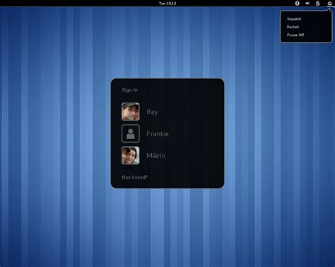 gnome login themes gdm how to get the gnome 3 login manager installed