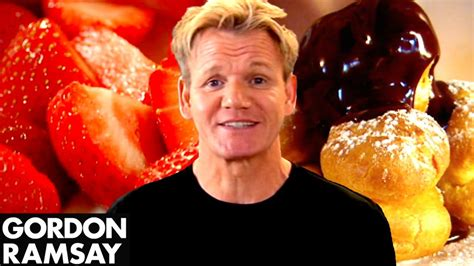 best gordon ramsay gordon ramsay s top 5 desserts compilation