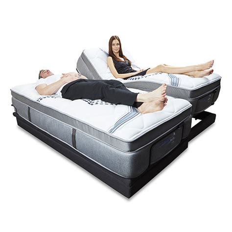 ebc electric adjustable bed base  reverie