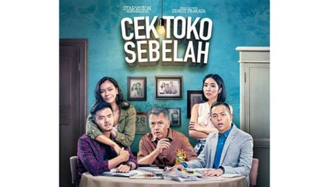 film malaysia jodoh sebelah pintu aktor malaysia ini raih aktor pendukung pilihan tempo 2017