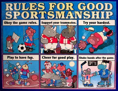 good sportsmanship amp it s benefits yazie