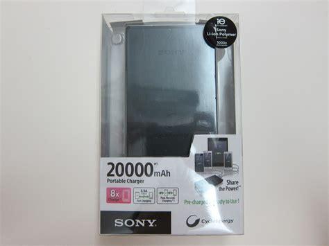 Sony Usb Portable Charger Cp B20 20 000mah Original Murah sony cp b20 20 000mah usb portable charger 171