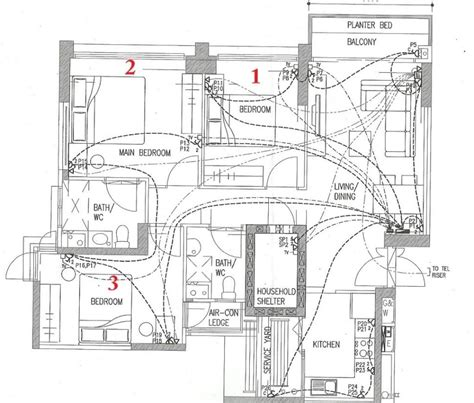 home wiring diagrams image collections diagram design ideas