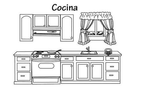 dibujos de cocina para colorear dibujos de cocina para colorear y compartir decoracion de