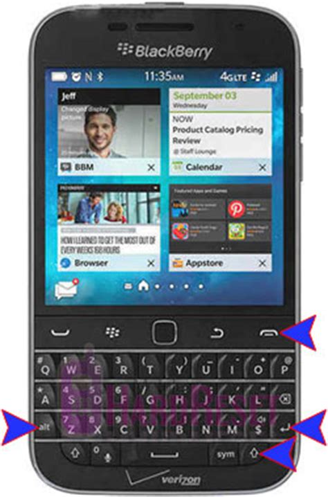 reset blackberry passport to factory settings blackberry passport hard reset and factory reset tricks