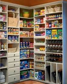 pantry storage idea for the home