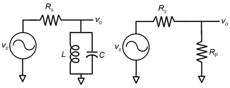 testing inductor in circuit effect of filter with center at f0 bandwidth b on two sidebands fl and fu where carrier is