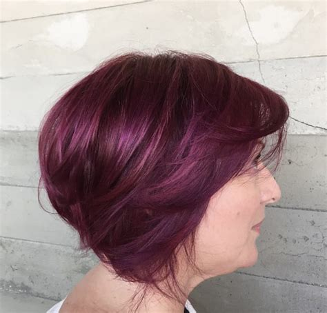 elderly hair styles with purpke 40 short hairstyles for older women that will forever be
