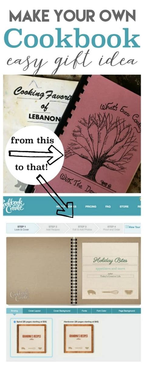 17 Best Ideas About Make Your Own Cookbook On Pinterest Cookbook Ideas Recipe Books And How To Make Your Own Cookbook Template