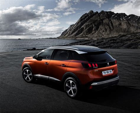 peugeot new cars 2016 new peugeot 3008 coming to sa in 2017 cars co za