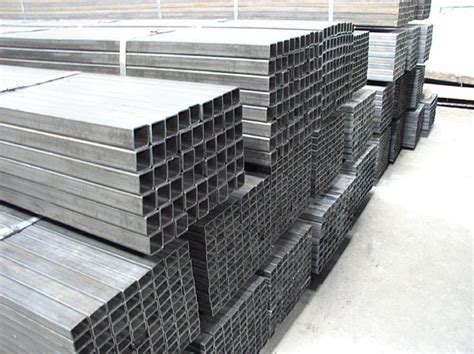 steel rectangular section welded carbon steel square and rectangular hollow sections