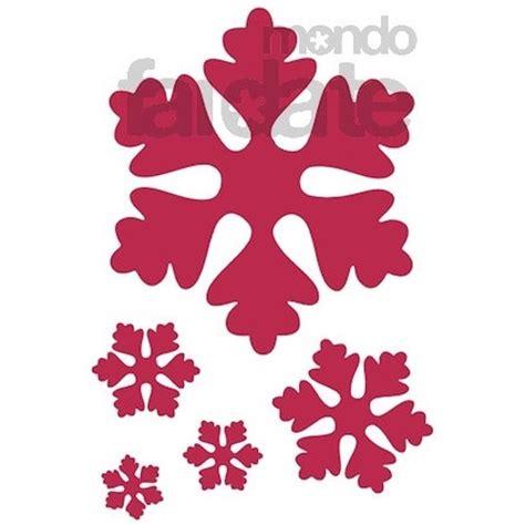 stencil fiori da stare stencil fiocchi di neve
