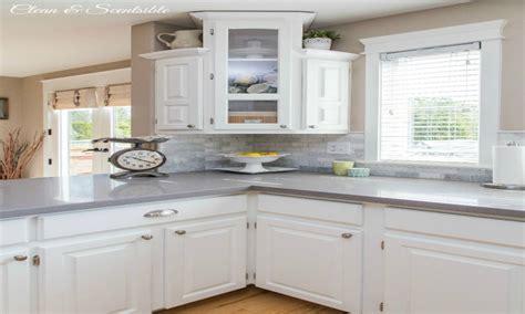 grey quartz countertops white cabinets kitchen ideas grey cabinets gray quartz countertops white