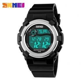 Promo Bulan Ini Skmei Jam Tangan Analog Wanita 9092 Black megir catalyst jam tangan analog mn2002g black jakartanotebook