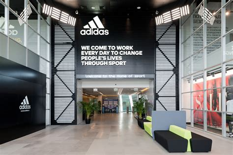 Adidas Corporate Office by Adidas Office Has Been Granted Grand Prix At Best Office