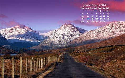 get hd wallpaper january 2014 january 2014 hd wallpaper calendar introversion effect
