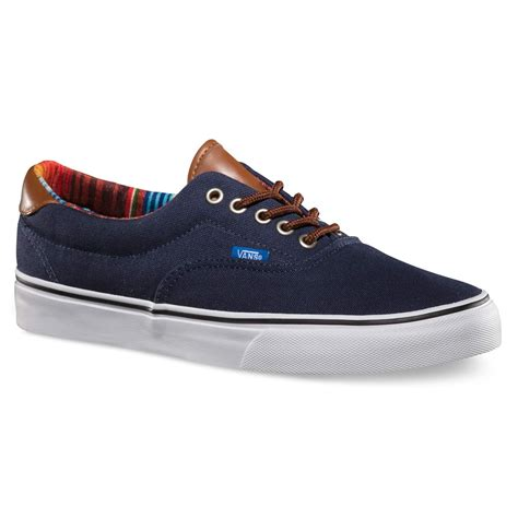 vans era 59 vans era 59 dress blues multi stripe snowboard zezula