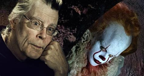 Stephen King 2 stephen king has seen the new it what does he think movieweb