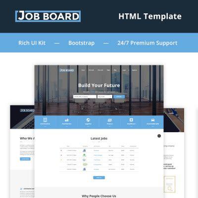bootstrap templates for job portal web site templates web page templates
